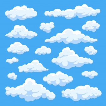 Up to the sky clipart clipart freeuse Clouds Vectors, Photos and PSD files   Free Download clipart freeuse