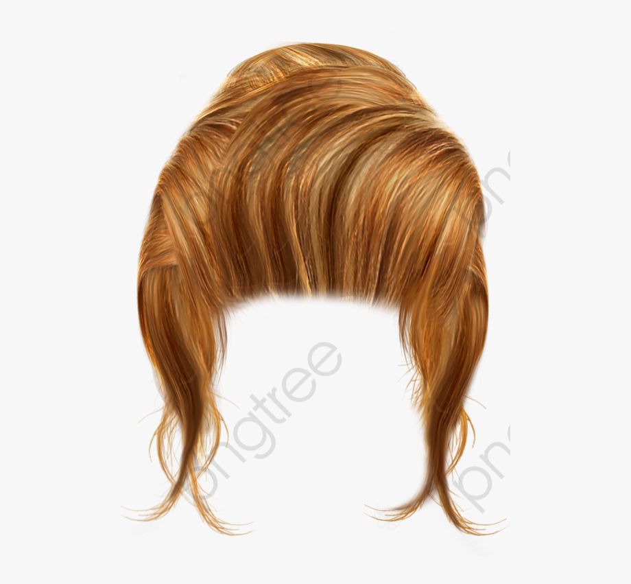 Updo clipart jpg library stock Updo Wig Png - Women Hair Style Transparent #1456775 - Free ... jpg library stock