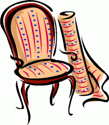 Upholstery clipart image library download Upholstery Man Inc image library download