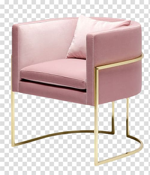 Upholstery clipart svg transparent library Table Chair Furniture Upholstery Dining room, Pink chair ... svg transparent library
