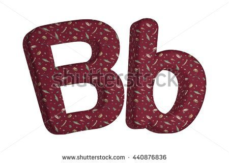 Upper and lower case b letter clipart banner free Upper and lowercase b letter clipart - ClipartFox banner free