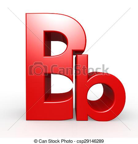 Upper and lower case b letter clipart jpg library download Upper and lower case b letter clipart - ClipartFest jpg library download