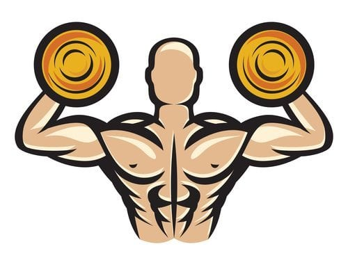 Upper body clipart image free stock Upper Body Workouts: Focus on the Chest | Guy Counseling image free stock