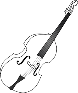Upright bass clipart philip martin svg black and white Bass clipart transparent, Bass transparent Transparent FREE ... svg black and white