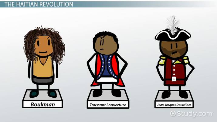 Uprisings clipart clip free library Who Led the Haitian Revolution? - Video & Lesson Transcript ... clip free library
