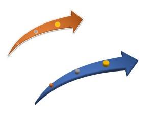 Upward arrow clip art banner freeuse library Timeline arrow clipart - ClipartFest banner freeuse library