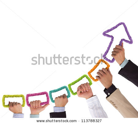 Upward communication clipart graphic free library Growth Stock Images, Royalty-Free Images & Vectors | Shutterstock graphic free library
