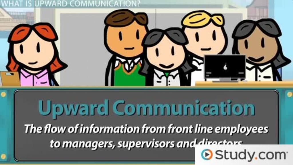 Upward communication clipart image freeuse Upward Communication: Definition, Advantages, Disadvantages ... image freeuse