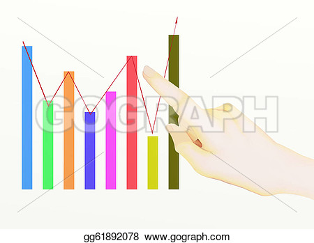 Upward graph clipart jpg royalty free library Upward graph clipart - ClipartNinja jpg royalty free library