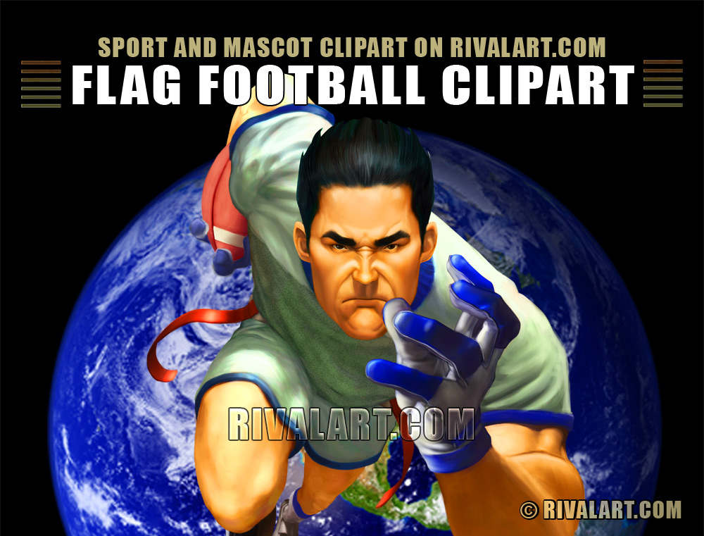 Upward sports clipart image transparent download Upward sports flag football clipart - ClipartFox image transparent download
