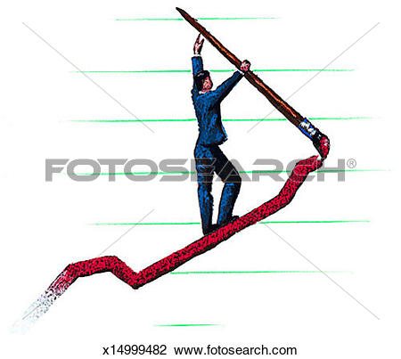 Upward trend clipart free library Clip Art of Upward Trend x14999482 - Search Clipart, Illustration ... free library