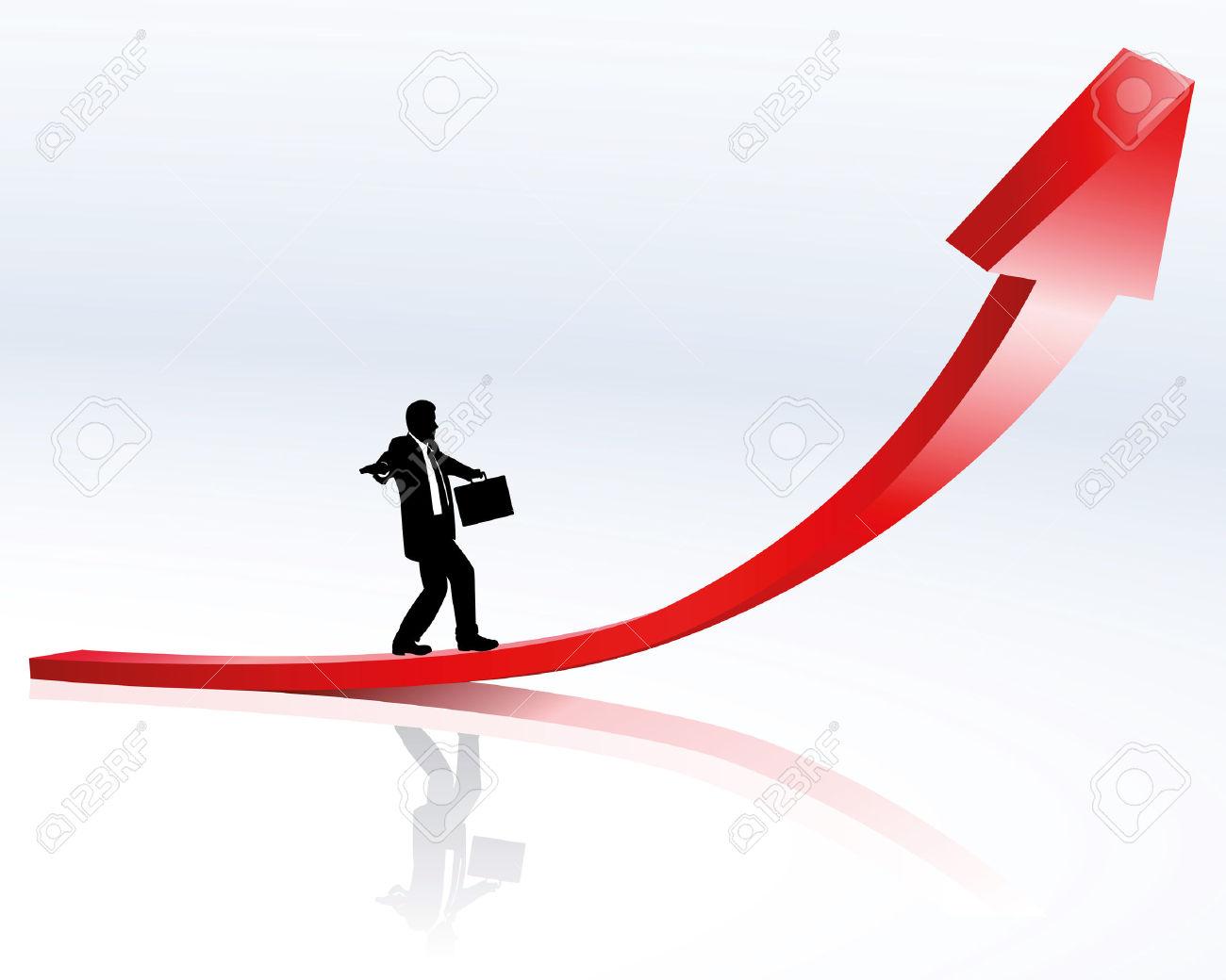 Upward trend clipart freeuse library Upward trend clipart - ClipartFest freeuse library