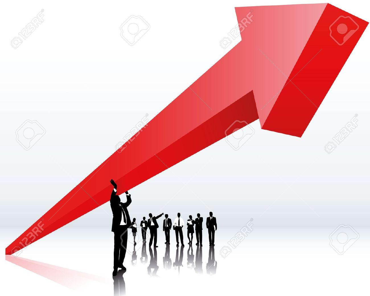 Upward trend clipart png free library Upward trend clipart - ClipartFest png free library