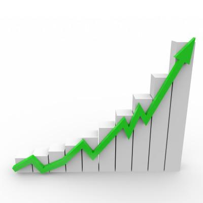 Upward trend clipart png stock Upward trend clipart - ClipartFest png stock