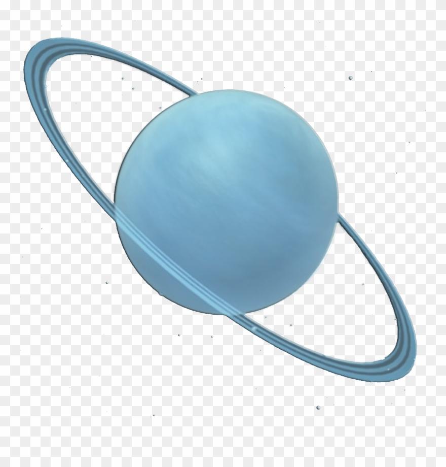Uranus clipart graphic free Indigo Clipart Uranus Planet - Transparent Background Uranus ... graphic free