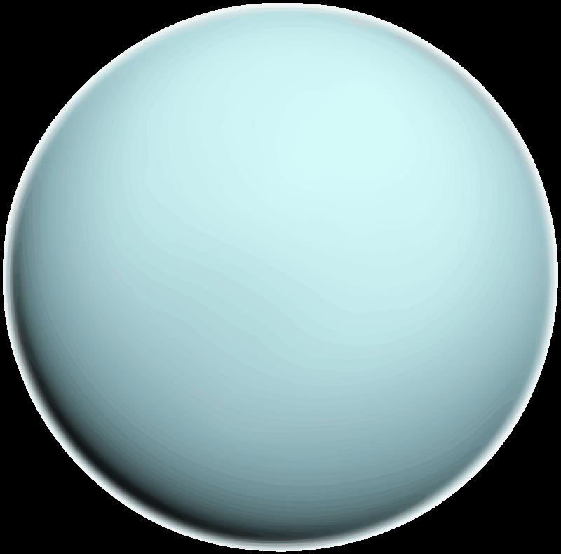 Uranus clipart svg transparent Uranus planet clipart page 3   Clipart Panda - Free Clipart ... svg transparent