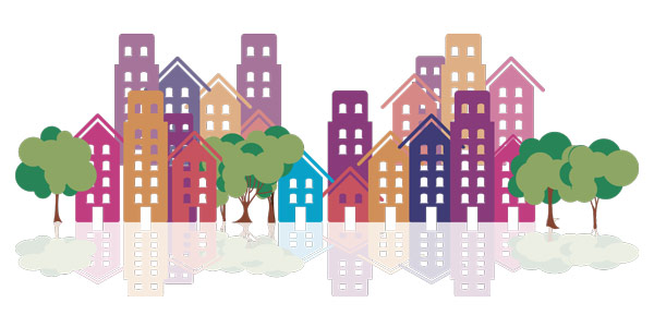 Urban design clipart clip library Download Free png Urban Planning for Adults Wit - DLPNG.com clip library
