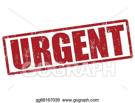 Urgency clipart clip art free download Vector Stock - Urgent stamp. Stock Clip Art gg68167039 - GoGraph clip art free download