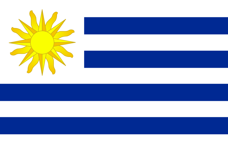 Uruguay images clipart free stock Free Clipart: Flag of Uruguay | Anonymous free stock