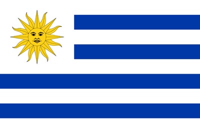 Uruguay images clipart graphic freeuse library Uruguay flag clipart - country flags graphic freeuse library