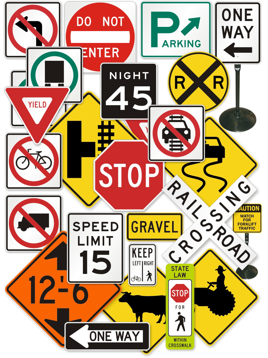 Ticket violation clipart png 9 Road Sign Design Images - Recycled Street Signs, Road ... png