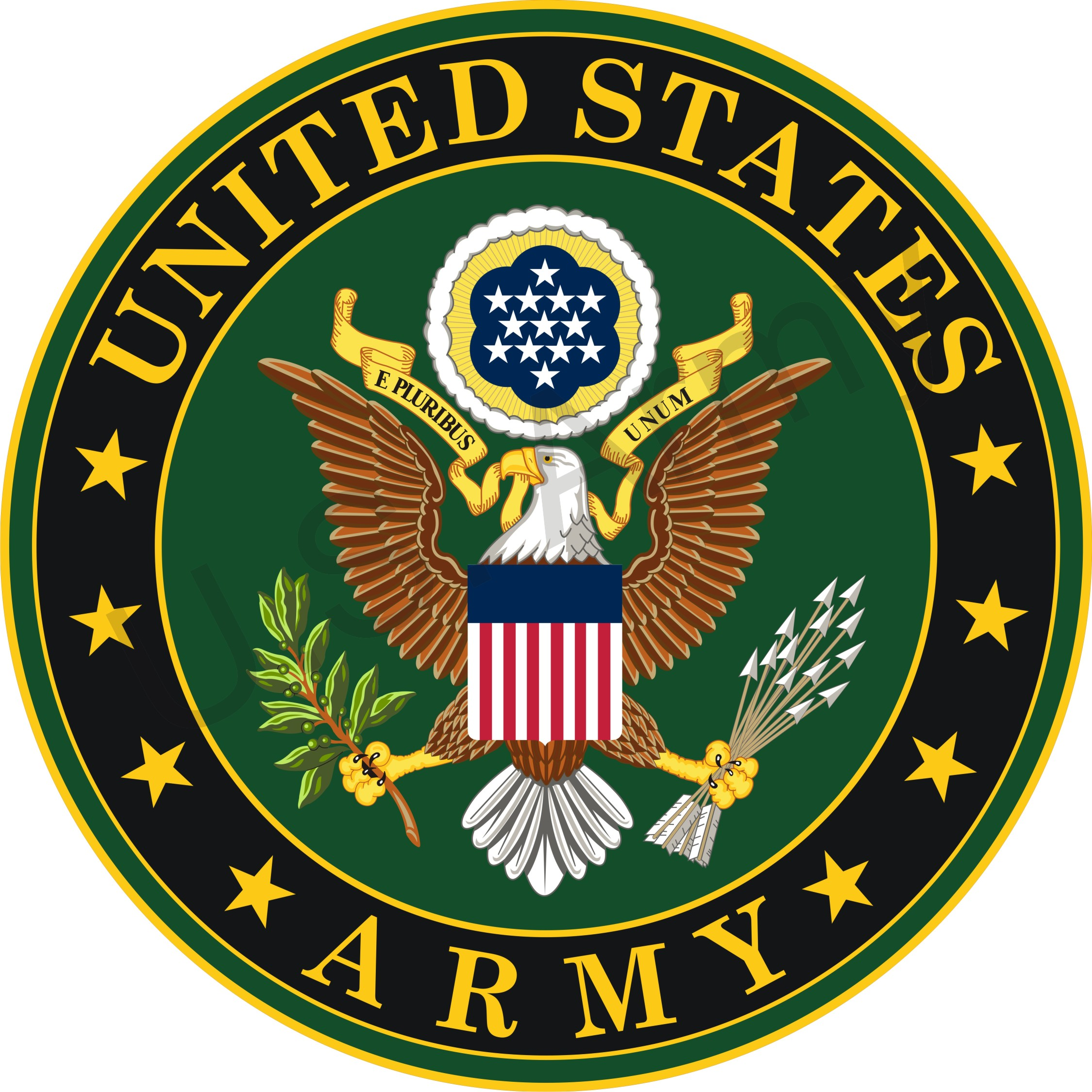 Us army clip art vector freeuse stock Army Logo Clipart - Clipart Kid vector freeuse stock
