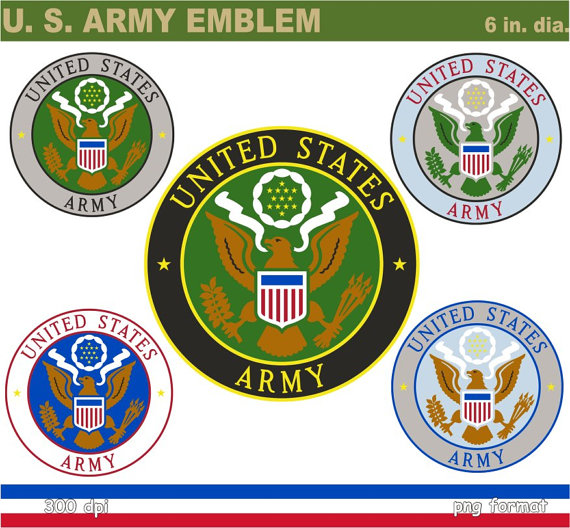 Us army clip art picture free Us army emblem clip art - ClipartFest picture free