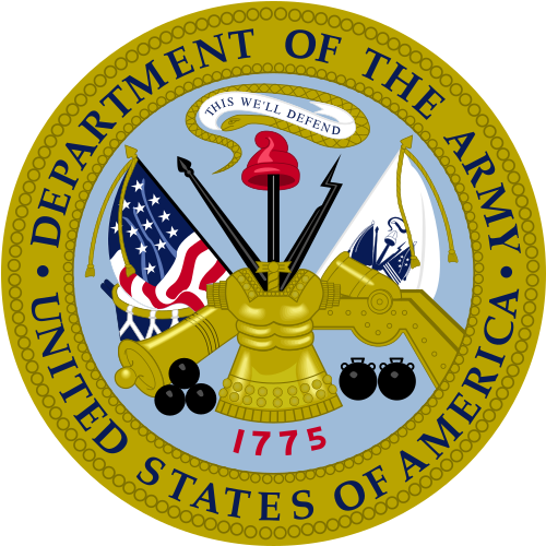 Us army emblem clipart banner free download File:Emblem of the U.S. Department of the Army.svg ... banner free download