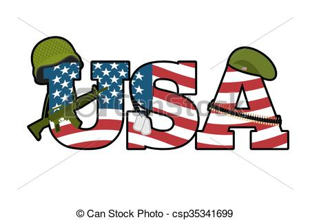 Us army flag clipart clip free download Clipart us army map symbols - ClipartFest clip free download