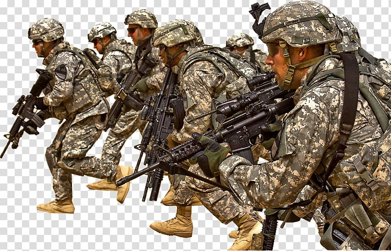 Us army soldier clipart vector freeuse Soldiers holding rifles, The Pentagon Military United States ... vector freeuse