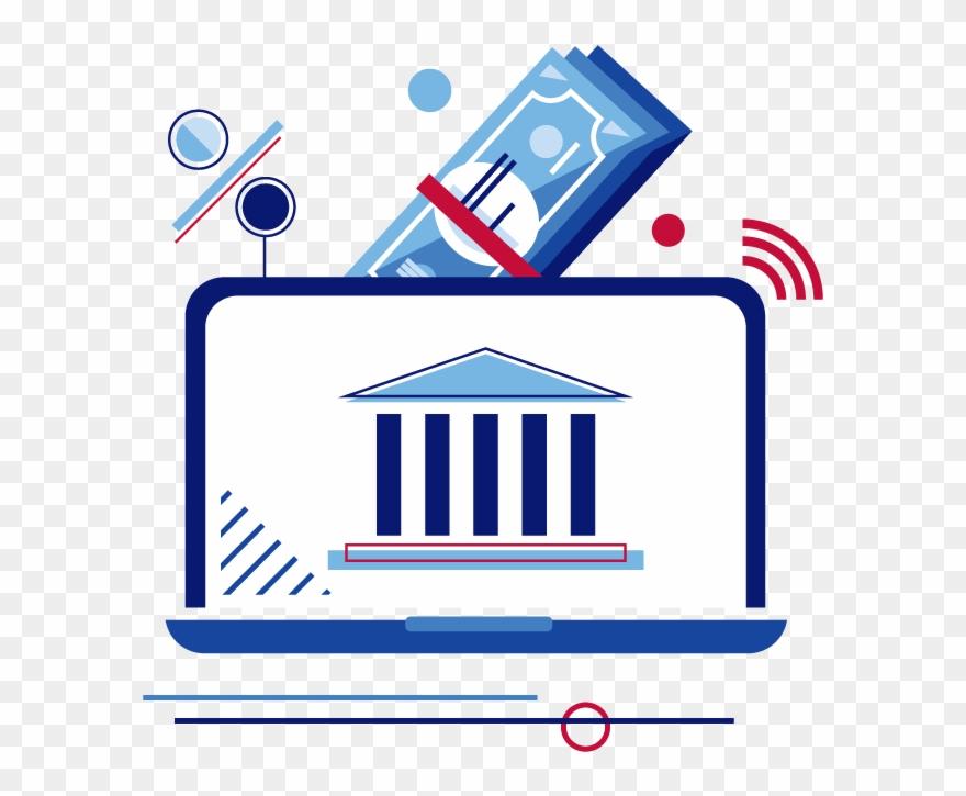 Us bank clipart graphic stock Cash Clip Art Online Banking U S Bank - Online Bank - Png ... graphic stock