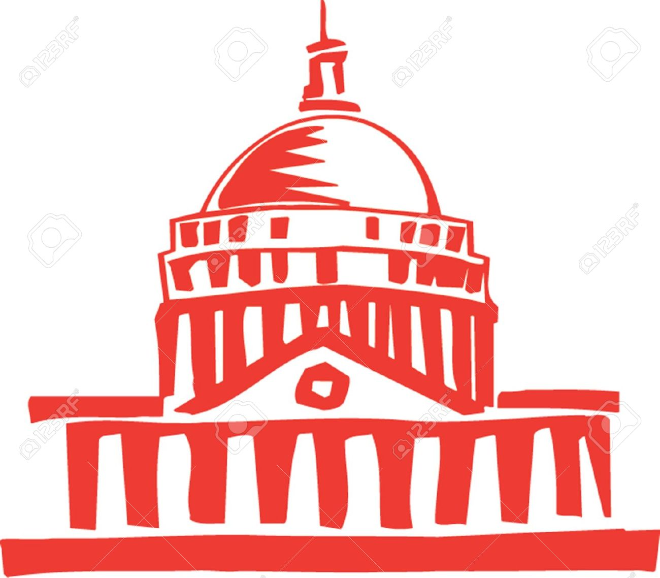 Us capitol clip art graphic black and white download 614 Us Capitol Stock Illustrations, Cliparts And Royalty Free Us ... graphic black and white download