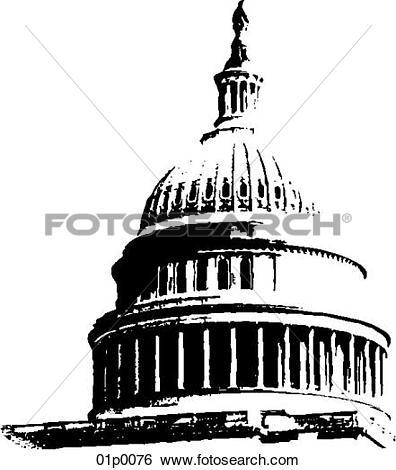 Us capitol clip art clip art royalty free Clipart of US Capitol us_captl - Search Clip Art, Illustration ... clip art royalty free