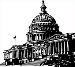 Us capitol clip art banner freeuse Free US Capitol Building Clipart banner freeuse