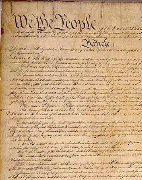 Us constitution clip art clip black and white Constitution | Free Images at Clker.com - vector clip art online ... clip black and white