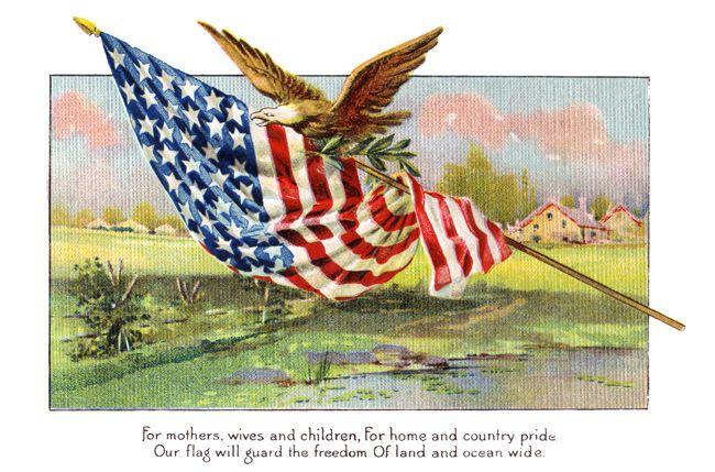 Us flag and ocean clipart transparent library Pretty Summer Wreaths | Flags | American flag clip art, Clip ... transparent library