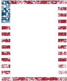 Us flag border clipart stock Flag border clipart - ClipartFest stock