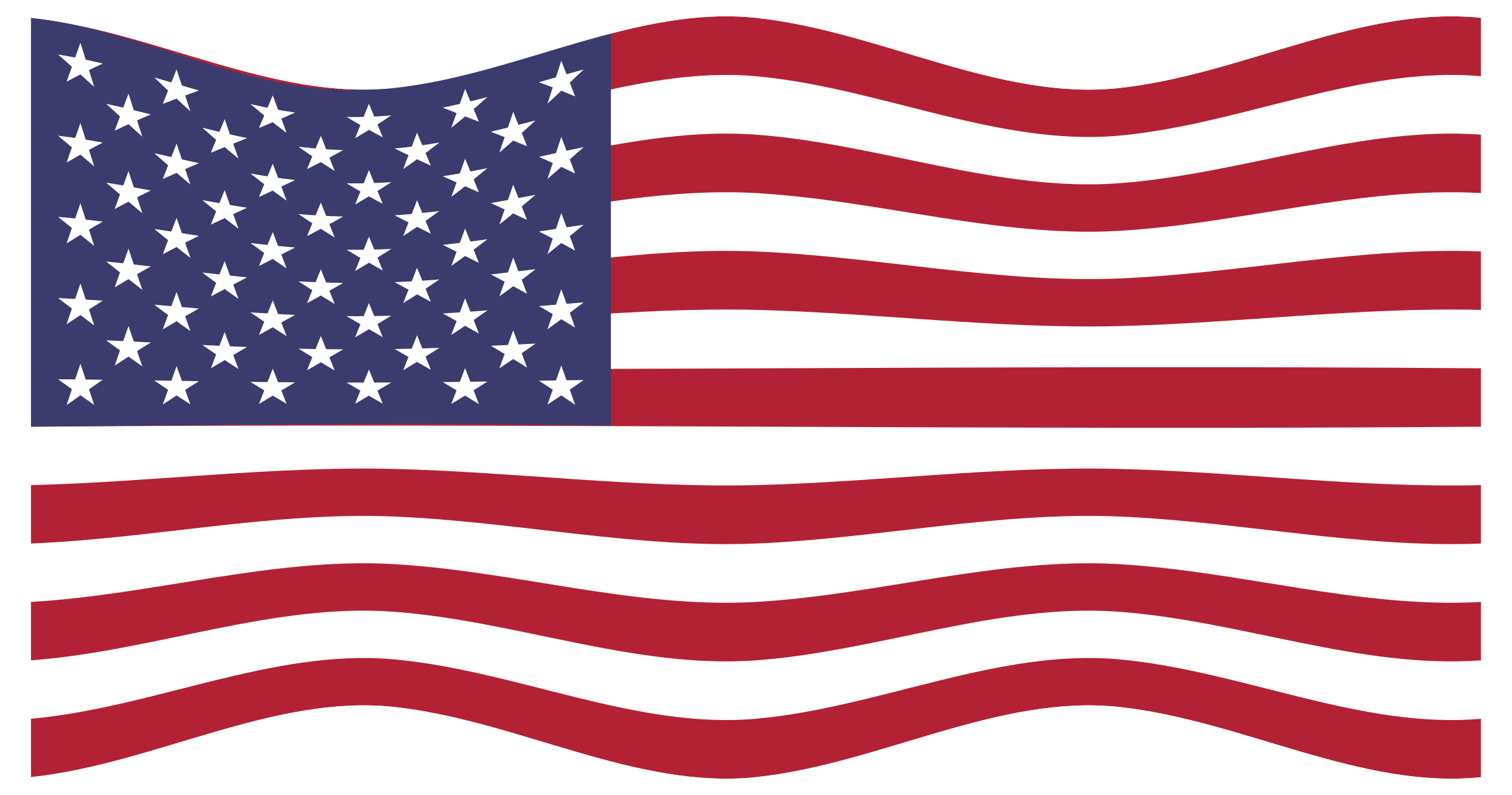 Us flag clip art clip free download America USA Flag Wavy 2 Icons PNG - Free PNG and Icons Downloads clip free download
