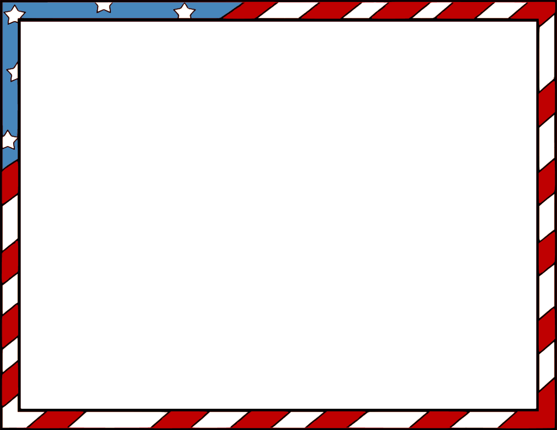 Us flag clipart border image transparent stock Free Flag Border Cliparts, Download Free Clip Art, Free Clip ... image transparent stock