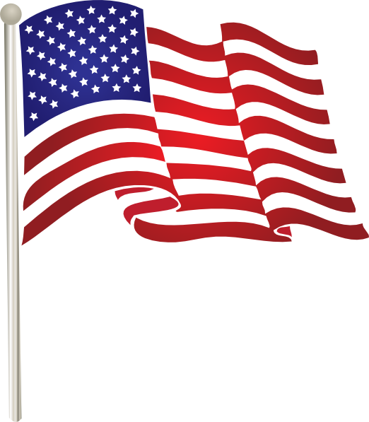Us flag clipart png jpg black and white stock American flag clipart png - ClipartFest jpg black and white stock