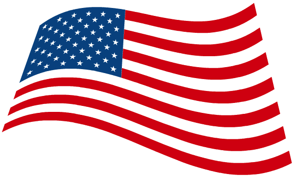 Us flag clipart png png library Related Keywords & Suggestions for Waving American Flag Clip Art Png png library