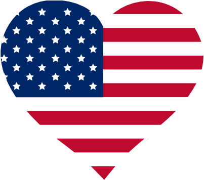 Us flag heart clipart clip royalty free download Us flag heart clipart - ClipartFest clip royalty free download