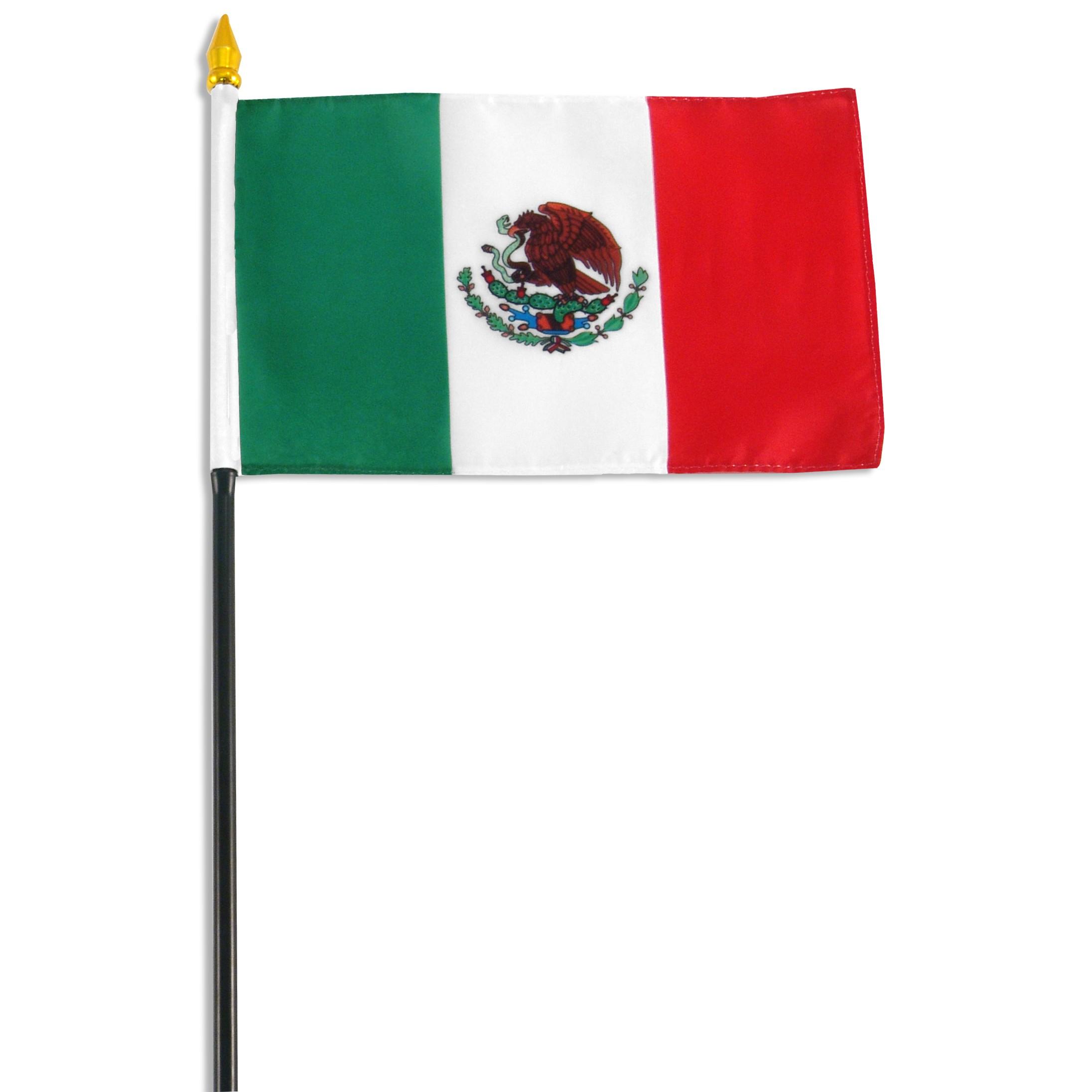 Us flag mexian flag clipart vector library stock Mexican Flag Clip Art & Mexican Flag Clip Art Clip Art Images ... vector library stock