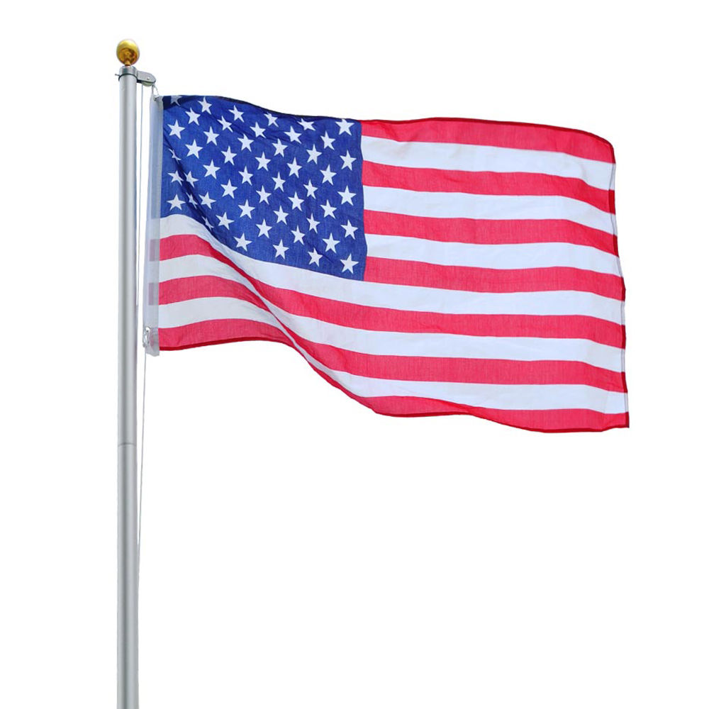 Us flag pole clipart image library download Flags Of Us - ClipArt Best image library download