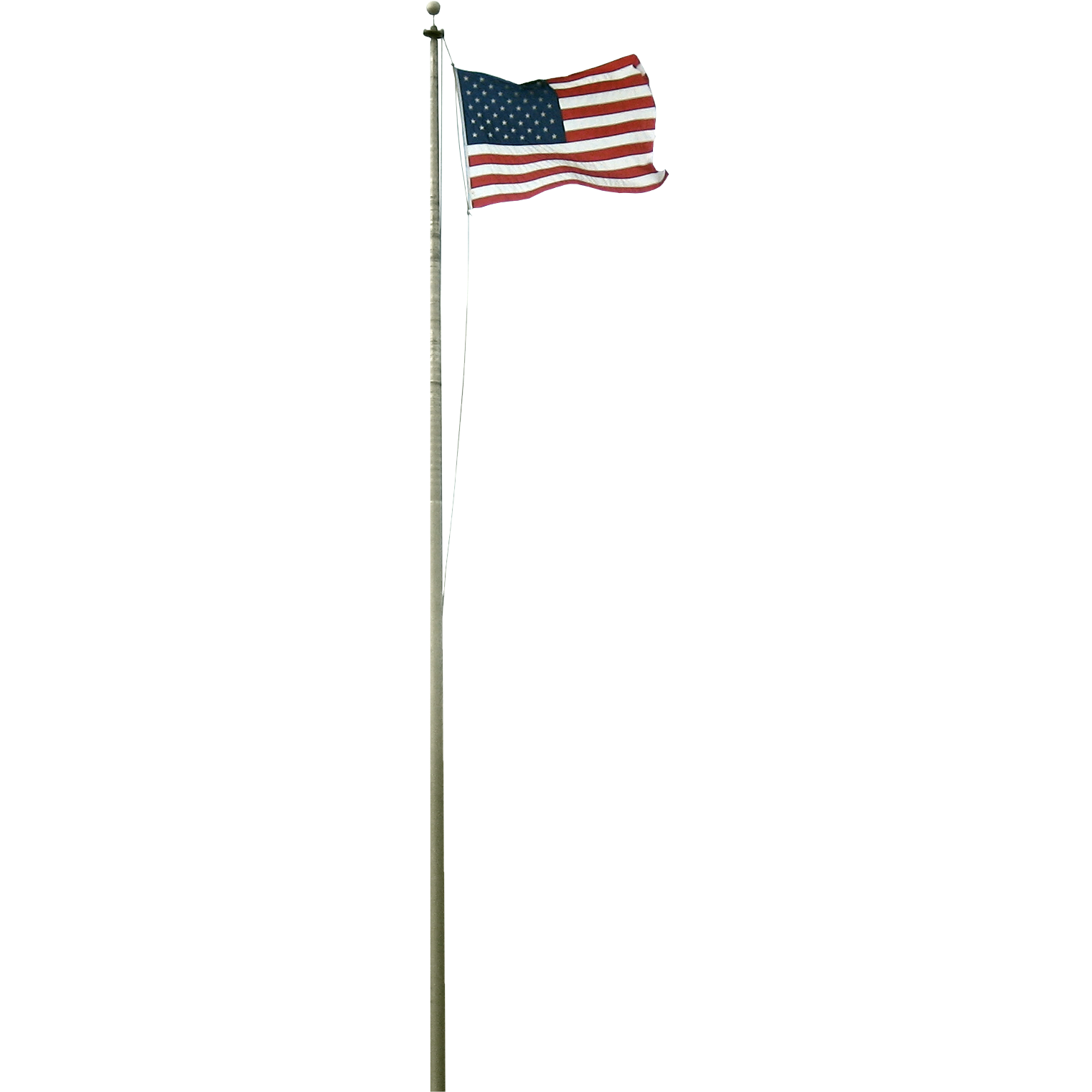 Us flag pole clipart download American flag pole clipart hd - ClipartFest download
