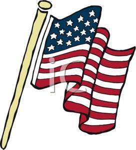 Us flag pole clipart jpg royalty free Image Gallery of American Flag Pole Clip Art jpg royalty free