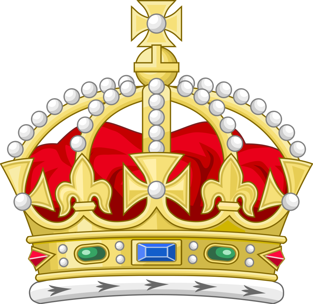 Us flag with crown free clipart png image library File:Imperial Crown (Heraldry).svg - Wikimedia Commons image library
