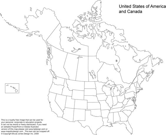 Us geography clip art svg transparent US and Canada Printable, Blank Maps, Royalty Free • Clip art ... svg transparent