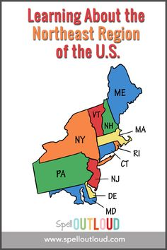 Us geography clip art graphic download FREE US REGIONS Clipart by The 3AM Teacher!! | The 3AM Teacher ... graphic download