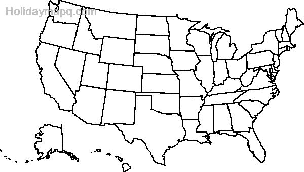 Us map clip art banner transparent stock Clipart usa map - ClipartFox banner transparent stock